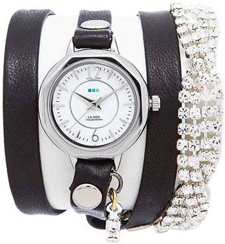 fashion наручные  женские часы La Mer LMDELCRY1504. Коллекция С цепочками и подвесками