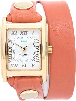 fashion наручные  женские часы La Mer LMDW1502. Коллекция На длинном ремешке