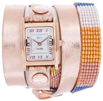 fashion наручные  женские часы La Mer LMGUAT005. Коллекция С цепочками и подвесками