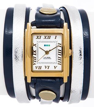 fashion наручные  женские часы La Mer LMLW3003X. Коллекция На длинном ремешке