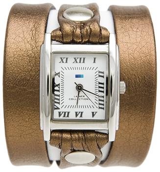fashion наручные  женские часы La Mer LMMTW1000. Коллекци На длинном ремешке
