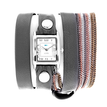 fashion наручные  женские часы La Mer LMMULTI3001. Коллекция С цепочками и подвесками