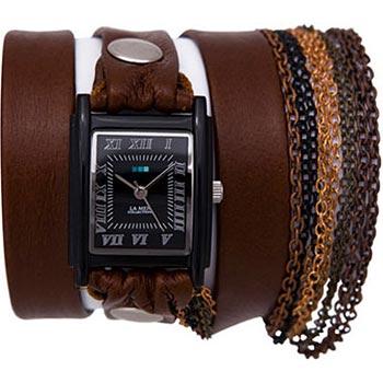 fashion наручные  женские часы La Mer LMMULTICW1017X. Коллекция С цепочками и подвесками
