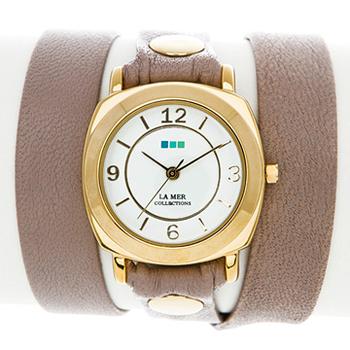 fashion наручные  женские часы La Mer LMODY001. Коллекци На длинном ремешке