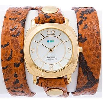 fashion наручные  женские часы La Mer LMODY2002X. Коллекция На длинном ремешке