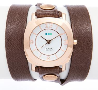 fashion наручные  женские часы La Mer LMODY3004. Коллекци На длинном ремешке