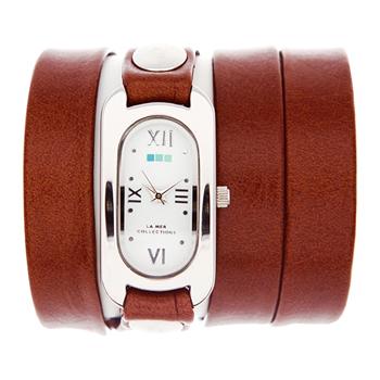 fashion наручные  женские часы La Mer LMSOHO1010. Коллекция На длинном ремешке