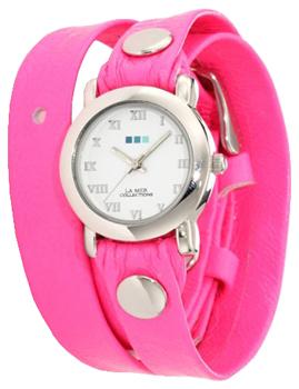 fashion наручные  женские часы La Mer LMSTW1002. Коллекция На длинном ремешке