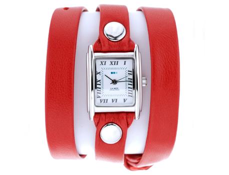 fashion наручные  женские часы La Mer LMSTW1009. Коллекция На длинном ремешке