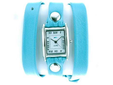 fashion наручные  женские часы La Mer LMSTW1014. Коллекция На длинном ремешке - La MerМеханизм Seiko. Корпус изготовлен из металла. Кожаный ремешок. Размеры 22 х 25 мм, длина ремешка 55см, ширина - 13 мм.<br>