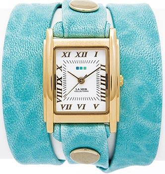 fashion наручные  женские часы La Mer LMSTW3002X. Коллекция На длинном ремешке