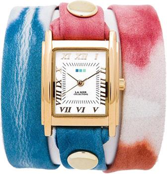 fashion наручные  женские часы La Mer LMSTW3009. Коллекция На длинном ремешке