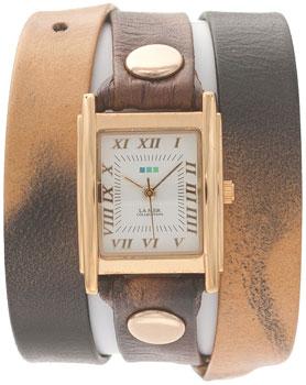 fashion наручные  женские часы La Mer LMSTW3015. Коллекци На длинном ремешке