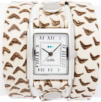 fashion наручные  женские часы La Mer LMSTW7003. Коллекция На длинном ремешке