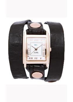 fashion наручные  женские часы La Mer LMSTW7004. Коллекция На длинном ремешке