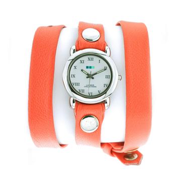 fashion наручные  женские часы La Mer LMSTW8001. Коллекция На длинном ремешке