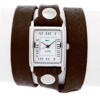 fashion наручные  женские часы La Mer LMSTW9002x. Коллекция На длинном ремешке