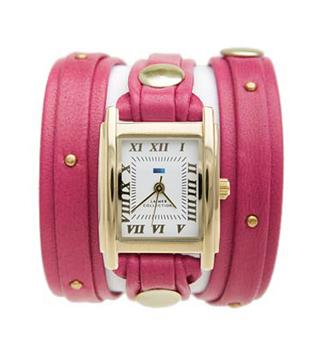fashion наручные  женские часы La Mer LMSW1003x. Коллекци На длинном ремешке