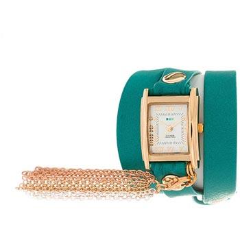 fashion наручные  женские часы La Mer LMTASSLE001A. Коллекци С цепочками и подвесками