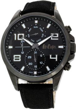 fashion наручные мужские часы Lee Cooper LC-22G-E. Коллекция Greenwich
