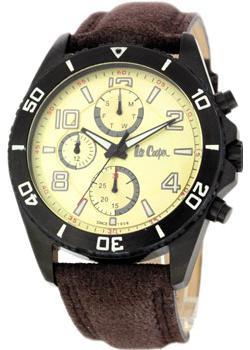 fashion наручные мужские часы Lee Cooper LC-23G-C. Коллекция Norwich