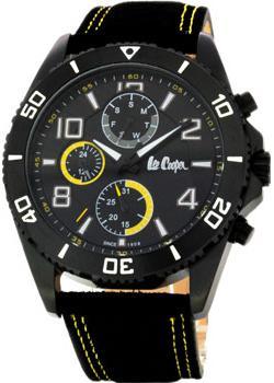 fashion наручные мужские часы Lee Cooper LC-23G-D. Коллекция Norwich