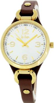 fashion наручные  женские часы Lee Cooper LC-55L-E. Коллекция Lyric