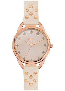 fashion наручные  женские часы Lee Cooper LC06388.475. Коллекция Casual