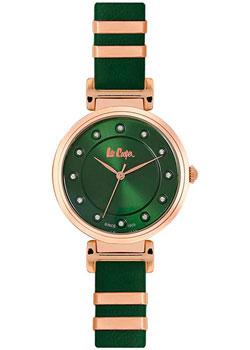 fashion наручные  женские часы Lee Cooper LC06403.475. Коллекция Casual