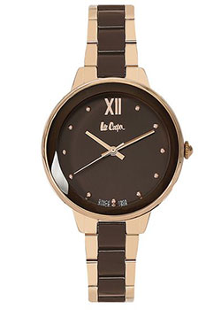 fashion наручные  женские часы Lee Cooper LC06465.740. Коллекция Casual