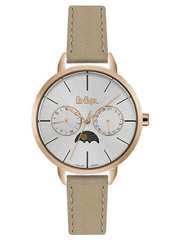 fashion наручные  женские часы Lee Cooper LC06483.437. Коллекция Casual