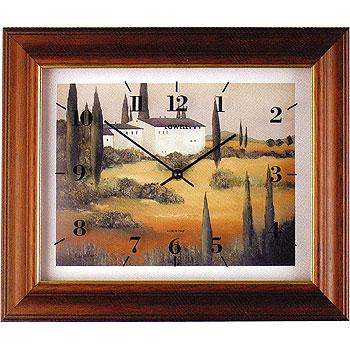 Настенные часы  Lowell 01826. Коллекция Classic