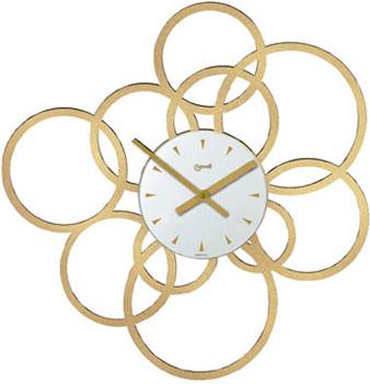 Настенные часы  Lowell 05724D. Коллекция Metal от Bestwatch.ru