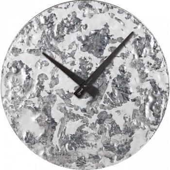 Настенные часы  Lowell 11808. Коллекция Glass