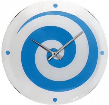 Настенные часы  Lowell 11809. Коллекция Glass