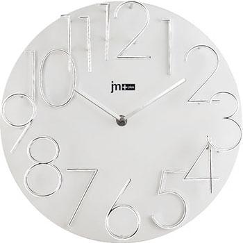 Настенные часы  Lowell 14536B. Коллекция Wooden