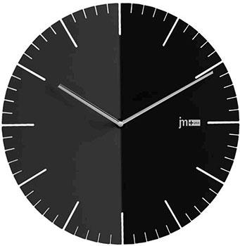 Настенные часы  Lowell 14547N. Коллекция Metal
