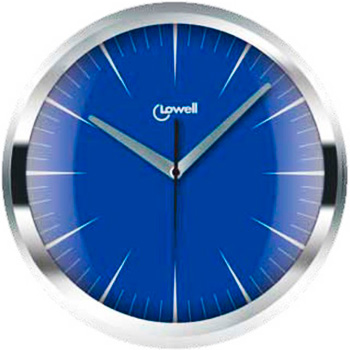 Настенные часы  Lowell 14923A. Коллекция Metal от Bestwatch.ru