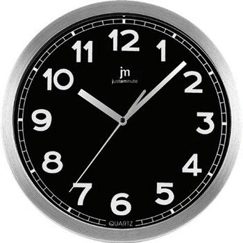Настенные часы  Lowell 14928N. Коллекция Metal от Bestwatch.ru