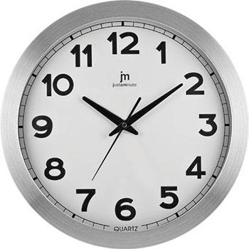 Настенные часы  Lowell 14929. Коллекция Metal