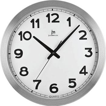 Настенные часы  Lowell 14930. Коллекция Metal