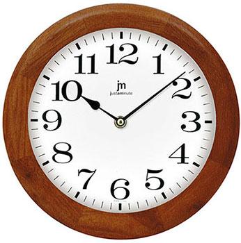 Настенные часы  Lowell 21034N. Коллекция Wooden