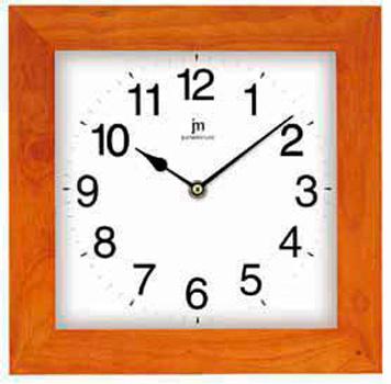 Настенные часы  Lowell 21035C. Коллекция Classic