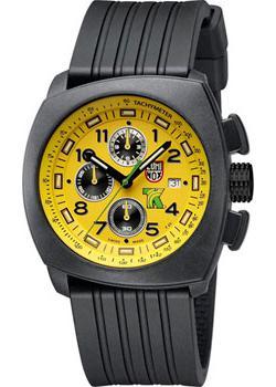 Швейцарские наручные мужские часы Luminox A.1105.S. Коллекция Land