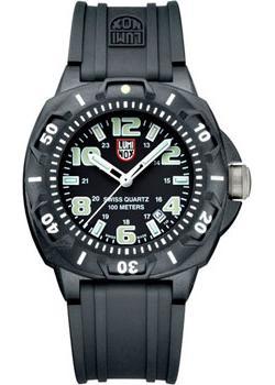 Швейцарские наручные мужские часы Luminox XL.0201.SL. Коллекция Land