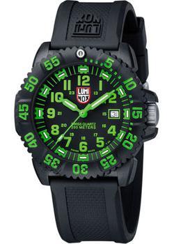Швейцарские наручные мужские часы Luminox XS.3067. Коллекция Sea