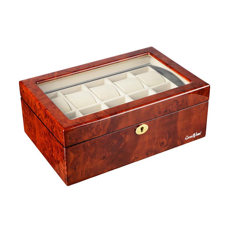 Шкатулка для часов  Luxewood LW801-10-3