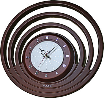 Настенные часы  Mado MD-161. Коллекция Настенные часы