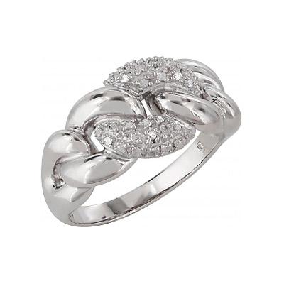 Серебряное кольцо  100217