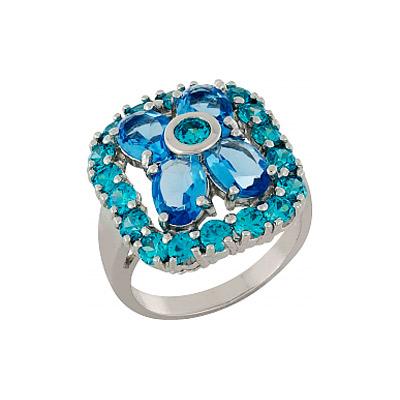 Серебряное кольцо  Ювелирное изделие 100864